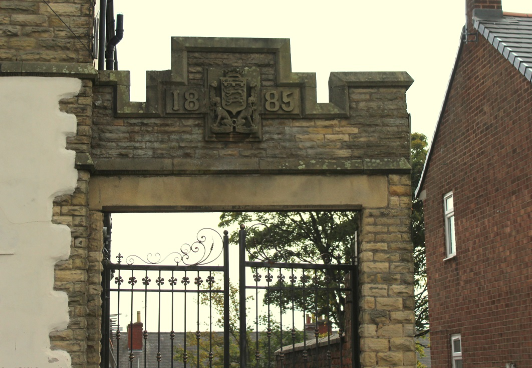 Manchester Old Cheetham Hill police station