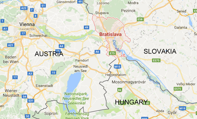 blava map