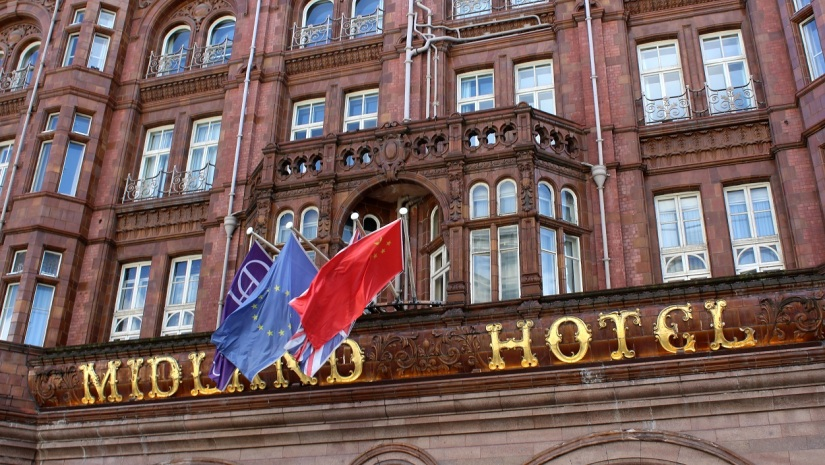 Manchester Midland Hotel