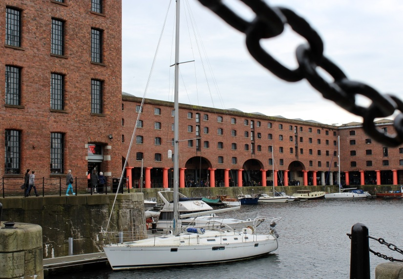 Liverpool Albert Dock 1