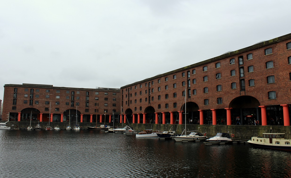 Liverpool Albert Dock 2