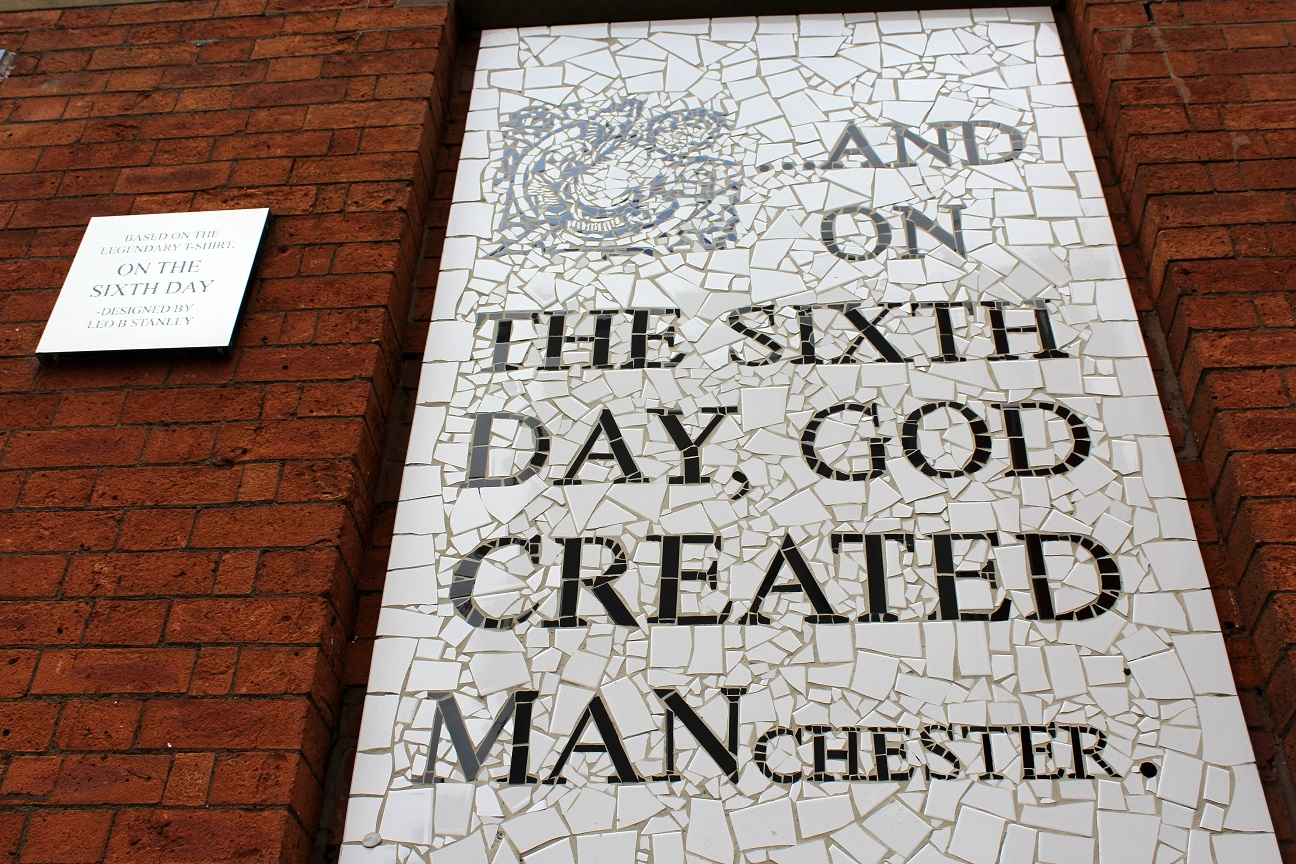 Manchester Mural 7th Day