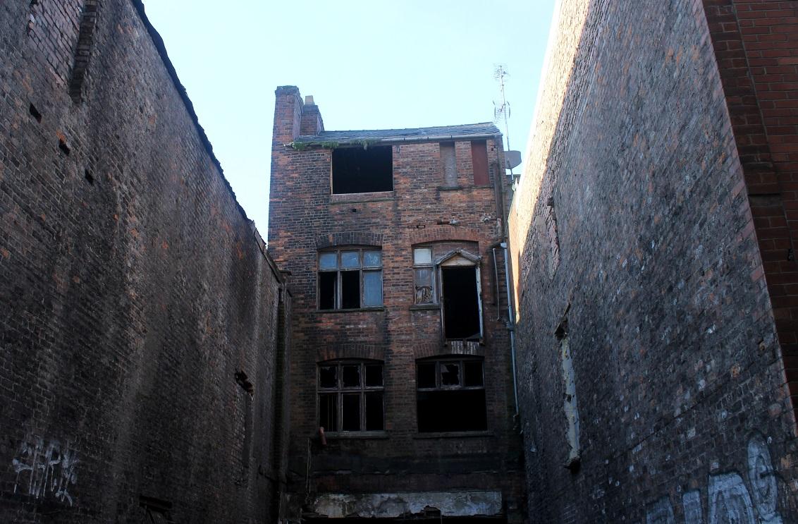 half-demolished building1