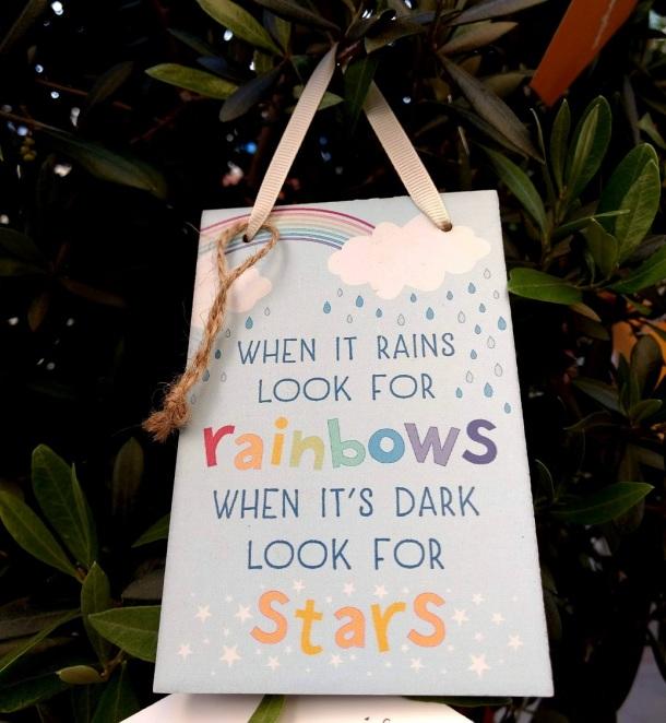 rainbows stars