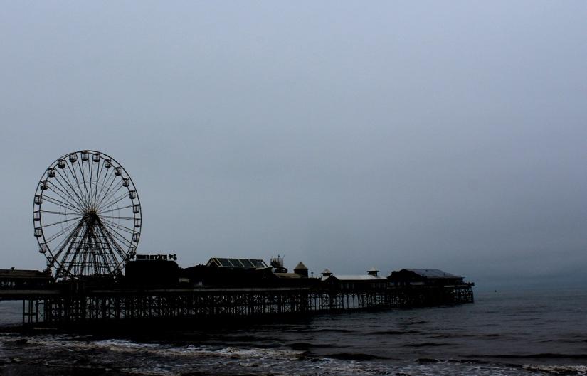 ferris wheel beach