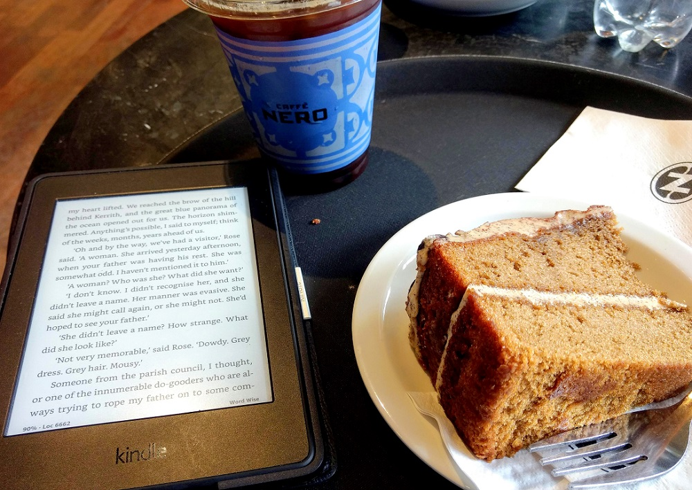 kindle coffee cake