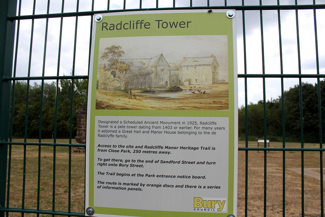 radcliffe tower info
